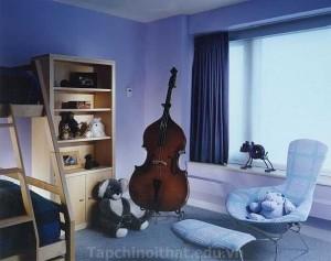 Trang trí phòng ngủ cho trẻ trở nên đẹp