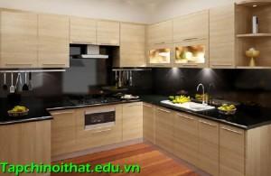 Xu hướng thiết kế tủ bếp hiệu quả và bền đẹp