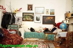 Kiểu trang trí phòng ngủ khiến ai cũng mê mẩn