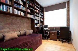 Sofa- giường cho nhà nhỏ