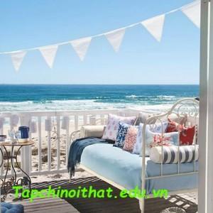Làm mát nhà với cảm hứng từ biển cả