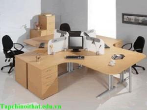 Các mẫu thiết kế văn phòng đẹp mắt