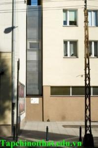 Ngôi nhà hẹp nhất thế giới