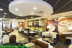 McDonald's Restaurant Design: Generation Wenge, McCafé