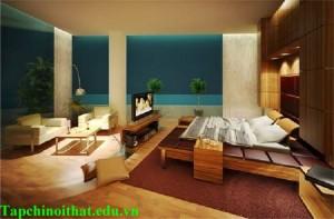 Một số gợi ý cho phòng ngủ hiện đại
