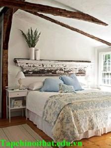 Chọn vị trí giường ngủ theo phong thủy