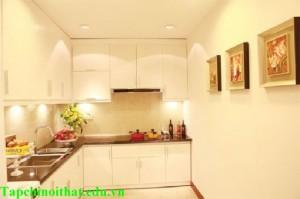 Phong thủy trong nhà bếp