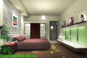 Thiết kế phòng ngủ hiện đại với 12 ý tưởng hoàn hảo