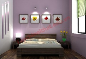 Cách đặt giường ngủ cho giấc ngủ ngon