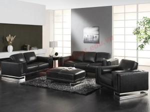 Đảm bảo tương phản ánh sáng với nội thất màu đen