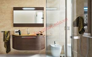 Phong thủy cho phòng tắm hiện đại