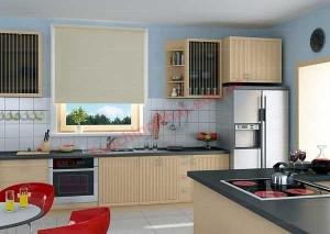 Sắp xếp các yếu tố đối lập trong phong thủy nhà bếp
