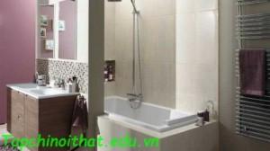 5 ý tưởng trang trí phòng tắm không gian nhỏ