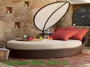 Những mẫu thiết kế phòng ngủ kiểu dáng hiện đại và mát mẻ