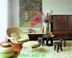 Thiết kế nội thất nhà đẹp theo ngẫu hứng 'Tac Studios'