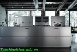 Thiết kế tủ bếp sang trọng từ Xavi