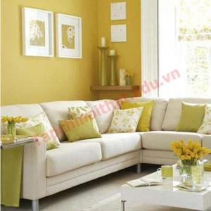 Bài trí sofa mang lại tài lộc may mắn cho gia đình