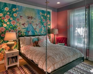 Gỗ và chiều cao hợp lý là hai yếu tố tiên quyết làm nên một chiếc giường hoàn hảo theo phong thủy.
