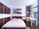 Phòng ngủ không nên đặt trực tiếp phía trên các phòng như phòng bếp, phòng toilet