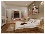 Phòng ngủ thì lại khác mới đảm bảo được không khí riêng tư, ấm áp