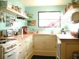 Phòng bếp có phong thủy tốt sẽ thu hút dòng chảy của sự giàu.