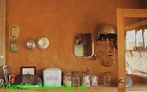 Treo gương trong nhà bếp nên hay không nên