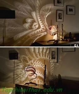 Đèn bầu cho phòng ngủ