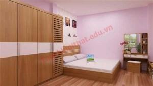 Bàn trang điểm trong không gian phòng ngủ có ý nghĩa và ảnh hưởng rất lớn đến phong thủy