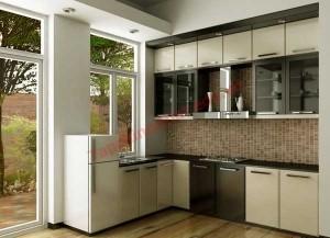 không nên biến phòng bếp thành nơi chứa đồ lưu trữ nhiều thứ không cần thiết, tối tăm, ẩm ướt