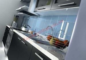 Không nên đặt vị trí bếp gần phòng vệ sinh hoặc ở ngay dưới phòng vệ sinh của tầng trên