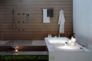 Bộ sưu tập đèn phòng tắm