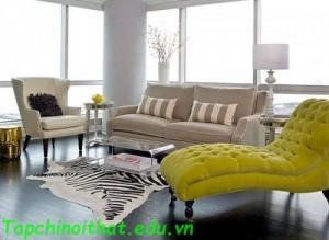 Căn hộ cao cấp với nội thất đẹp 'Chicago'