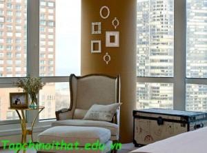Góc thư giản của căn hộ