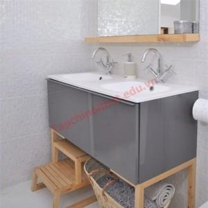 Kê cao nội thất cơi nới phòng tắm