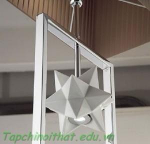 Đèn chùm thiết kế bởi Le Porcellance