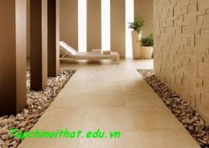 Ốp sàn và tường gạch từ Refin