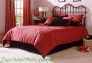 Giường ngủ lãng mạn cho ngày Valentine