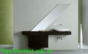 Gương phòng tắm đặc biệt từ 'F.Ili Branchetti'