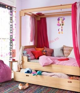 Khai thác lưu trữ dưới giường là một ý tưởng tuyệt vời.