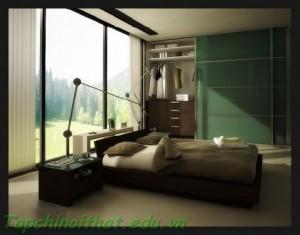 Tư vấn những mẫu thiết kế phòng ngủ hiện đại