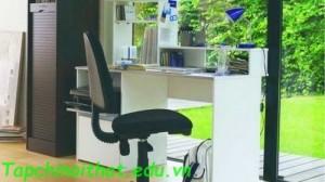 Một số mẹo đưa thiên nhiên vào văn phòng nhà