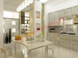 Phòng bếp luôn được dọn dẹp sạch sẽ