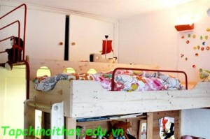 Giường tự  thiết kế