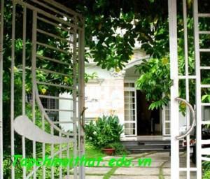Phong thủy đường vào nhà và cửa chính
