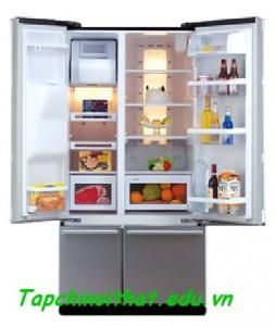 Đặt tủ lạnh theo hướng