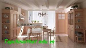 Nhà bếp hợp phong thủy