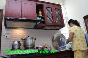 Phong thủy nhà bếp 4 điều kiêng kỵ cần tránh