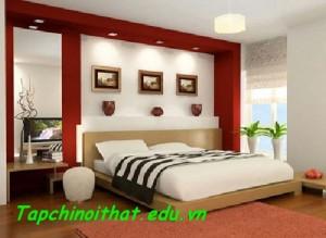 Phong thủy cho phòng ngủ tuyệt vời