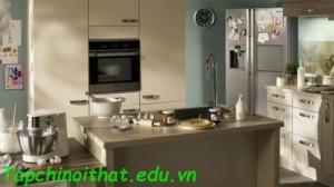 Ốc đảo với không gian nhà bếp rộng