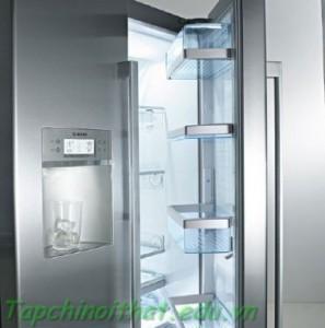Tủ lạnh nhà bếp